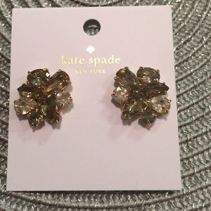Kate Spade Topaz/Multi Earrings